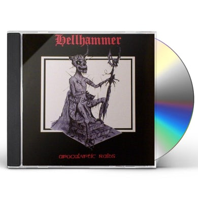 Hellhammer APOCALYPTIC RAIDS CD