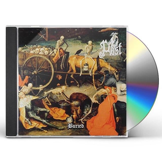 Pest BURIED CD