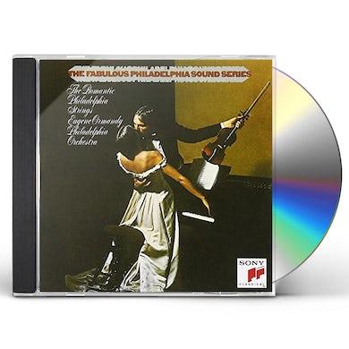 Eugene Ormandy PHILADELPHIA ROMANTIC STRINGS CD