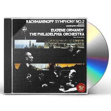 Eugene Ormandy RACHMANINOFF: SYMPHONY 2 CD