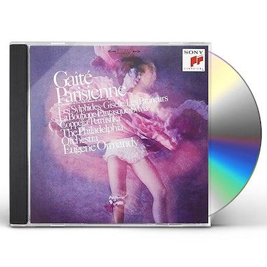 Eugene Ormandy BALLET MASTERPIECES CD
