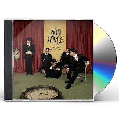 Jun. K NO TIME CD