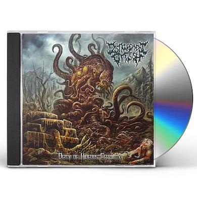 Disfigurement of Flesh DEITY OF HIDEOUS FERTILITY CD