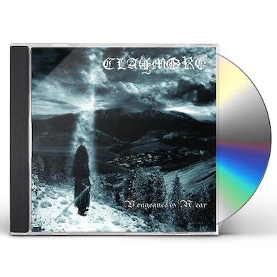 Claymore VENGEANCE IS NEAR CD