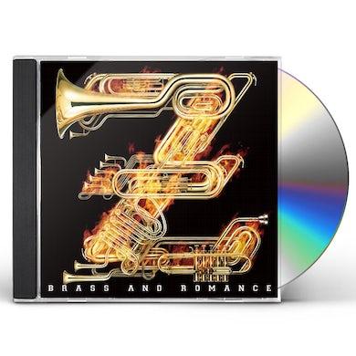 Classic BRABAN MOMOIRO CLOVER Z: BRASS & ROMANCE CD