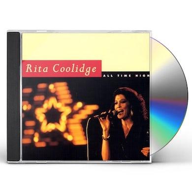 Rita Coolidge ALL TIME HIGH CD