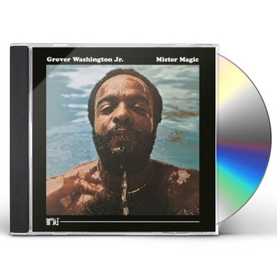 Grover Washington Jr MR. MAGIC CD