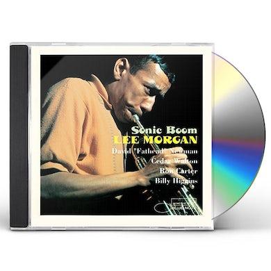 Lee Morgan SONIC BOOM CD