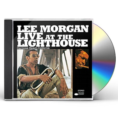 Lee Morgan LIVE AT THE LIGHTHOUSE 1970 CD