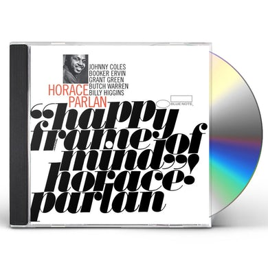 Horace Parlan HAPPY FRAME OF MIND CD