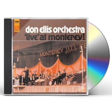 Don Ellis LIVE AT MONTEREY CD