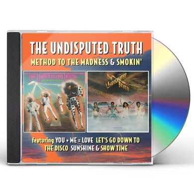 Undisputed Truth METHOD TO THE MADNESS / SMOKIN: DELUXE 2CD EDITION CD