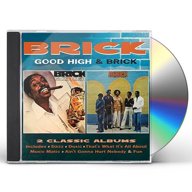 GOOD HIGH / BRICK: DELUXE EDITION CD