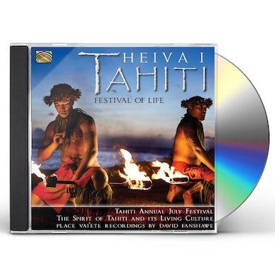 HEIVA I TAHITI- FESTIVAL OF LIFE CD