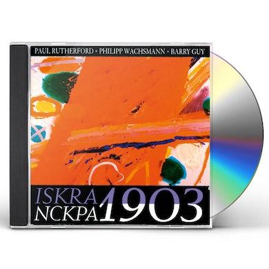 Paul Rutherford ISKRA / NCKPA 1903 CD