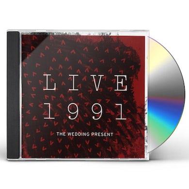 The Wedding Present LIVE 1991 CD