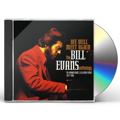 Bill Evans WE WILL MEET AGAIN - ANTHOLOGY CD