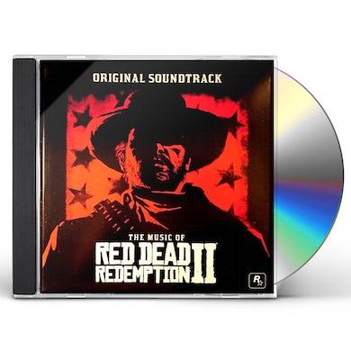 Various Artists MUSIC OF RED DEAD REDEMPTION 2 (ORIGINAL SCORE) (DIGIPACK) CD