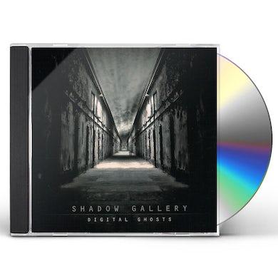 Shadow Gallery DIGITAL GHOSTS CD