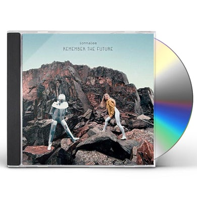 ionnalee REMEMBER THE FUTURE CD