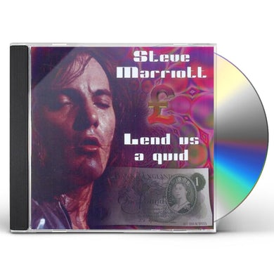 Steve Marriott LEND US A QUID CD