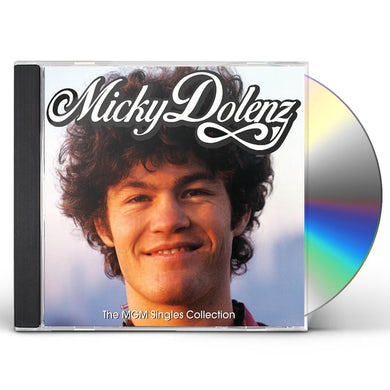 Micky Dolenz MGM SINGLES COLLECTION CD