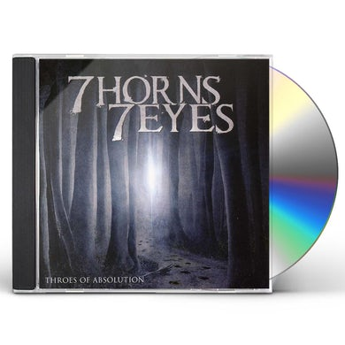 7 HORNS 7 EYES THROES OF ABSOLUTION CD