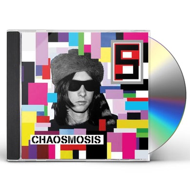Primal Scream CHAOSMOSIS CD
