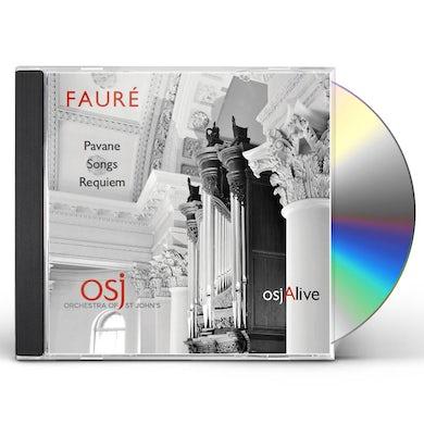 Faure REQUIEM CD