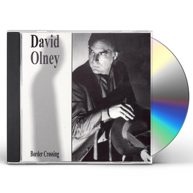 David Olney BORDER CROSSING CD