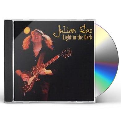 Julian Sas LIGHT IN THE DARK CD