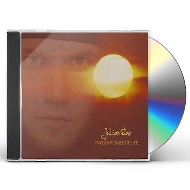 Julian Sas TWILIGHT SKIES OF LIFE CD