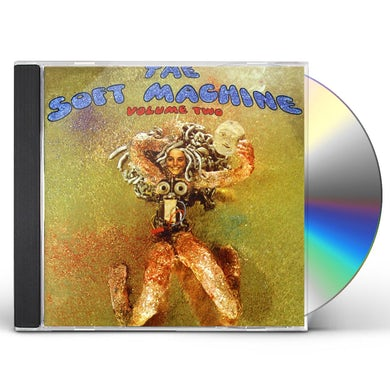 Soft Machine VOLUME 2 CD