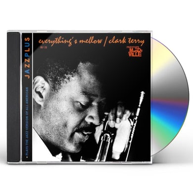 Clark Terry EVERYTHING'S MELLOW + PLAYS THE JAZZ VERSION CD