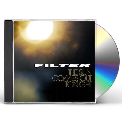Filter SUN COMES OUT TONIGHT CD