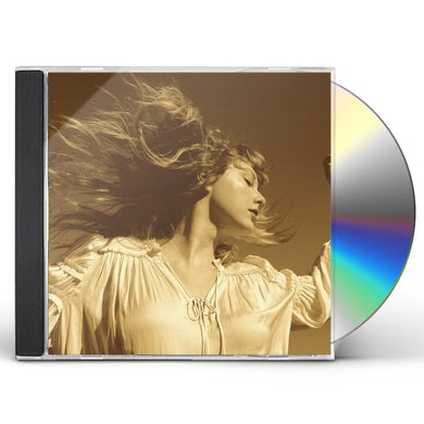 Taylor Swift FEARLESS (TAYLOR'S VERSION) CD