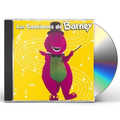 LAS CANCIONES DE BARNEY CD