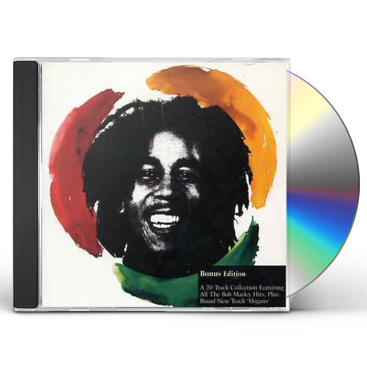 Bob Marley AFRICA UNITE: THE SINGLES COLLECTION CD