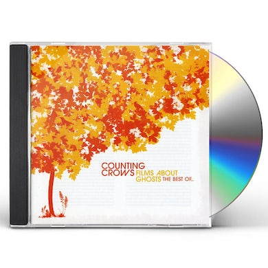 Counting Crows FILMS ABOUT GHOSTS (THE BEST OF) CD