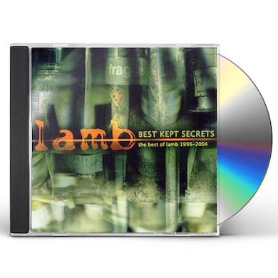 BEST KEPT SECRETS: BEST OF LAMB 1996-2004 CD