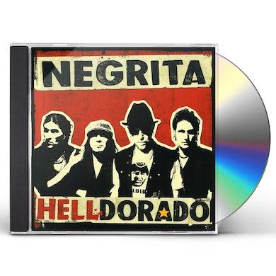 Negrita HELLDORADO CD