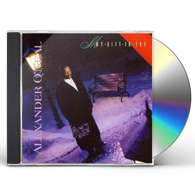 Alexander O'Neal MY GIFT TO YOU CD