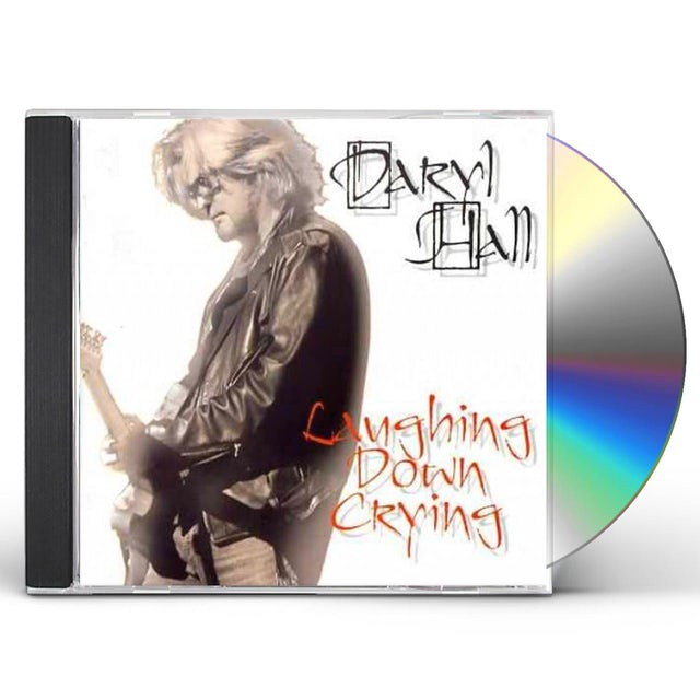 Daryl Hall LAUGHING DOWN CRYING CD