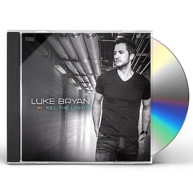 Luke Bryan KILL THE LIGHTS CD