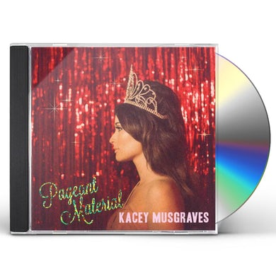 Kacey Musgraves PAGEANT MATERIAL CD