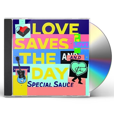 G. Love & Special Sauce LOVE SAVES THE DAY CD