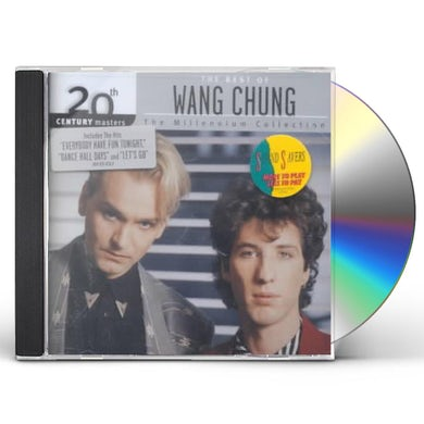 Wang Chung 20TH CENTURY MASTERS: MILLENNIUM COLLECTION CD