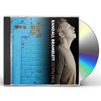 Randall Bramblett THIN PLACES CD