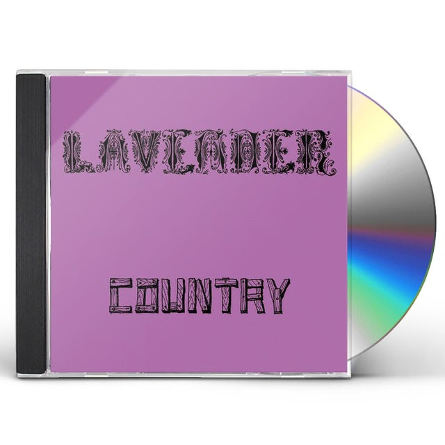 Lavender Country CD