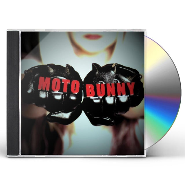 MOTOBUNNY CD